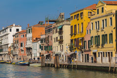 Buildings in Venice Royalty Free Stock Images