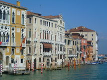 Buildings in Venice, Italy Royalty Free Stock Images