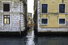 Buildings of Venice Stock Images