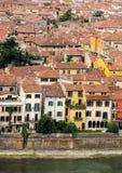Buildings in Verona Stock Images