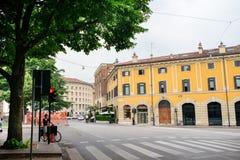 Buildings in Verona Royalty Free Stock Photos