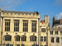 Buildings in York, England. Royalty Free Stock Photography