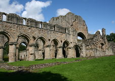 Buildwas Abbey Royalty Free Stock Photo