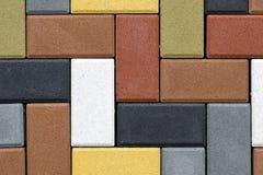 Buillding bricks Royalty Free Stock Photos
