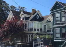 Victorian Inn Bed and Breakfast, San Francisco, 2. Built in 1897 as a single family home, it has gone through many changes. This city historic landmark had at Stock Photos