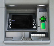 Built-in ATM. Stock Images