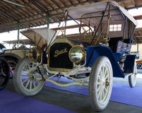 A 1906 built Buick model D Touring Stock Photos