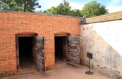 Public Gaol Stock Photography