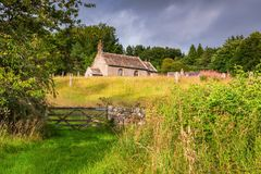 St Francis Church in Redesdale Stock Images