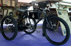 A 1900 built tricycle Rochet Royalty Free Stock Photos