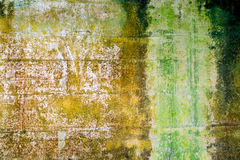 Buio verde del fondo di struttura Fotografia Stock