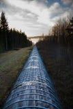 Buis water - neer aan een turbine Royalty-vrije Stock Afbeeldingen