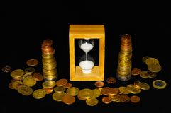 Buisness Time Concept Stock Image