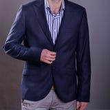 Buisnessman in suit Stock Photos
