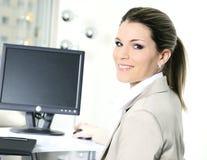 Buisnesswoman Stock Photo