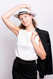 Buisnesswoman Royalty Free Stock Image