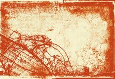 Buissons grunges Photographie stock libre de droits