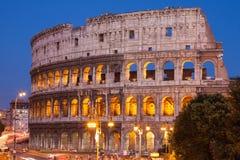 Buiten Colosseum Stock Afbeelding