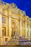 Buiten een pandal replicatrevi Fontein Royalty-vrije Stock Afbeeldingen