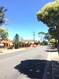 Buiten het leven gebied in Adelaide stock foto's