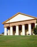 Buiten Nationale Begraafplaats Arlington, Stock Foto's