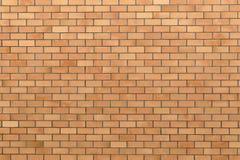 Buitenbakstenen muur Stock Foto