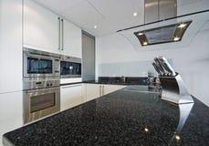 Buitengewone keuken Stock Afbeelding