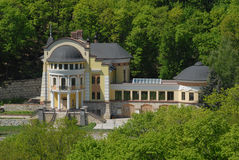 Buitenhuis Royalty-vrije Stock Foto