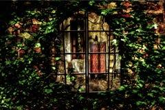 buitenkant binnen Royalty-vrije Stock Foto
