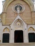 Buitenkant van de Kerk van St Alphonsus Liguori, Rome, Italië Stock Afbeelding