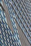 Buitenkant van een skyscaper royalty-vrije stock fotografie