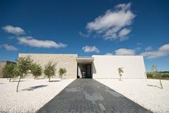 Buitenkant van Moderne Architectuur stock fotografie