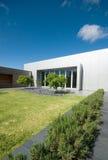 Buitenkant van Moderne Architectuur Stock Foto's