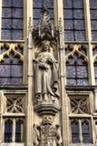 Buitenkant van oude kerk Royalty-vrije Stock Fotografie