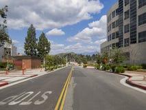 Buitenmening van het Medische Centrum van USC Royalty-vrije Stock Fotografie