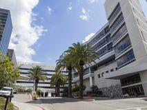 Buitenmening van het Medische Centrum van USC Royalty-vrije Stock Afbeeldingen