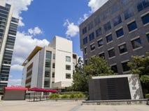 Buitenmening van het Medische Centrum van USC Stock Afbeelding