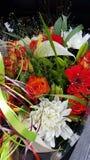 Buitensporig bloemboeket Stock Fotografie