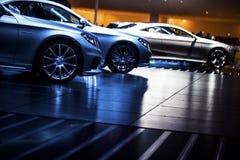 Buitensporige Auto royalty-vrije stock foto's