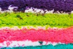 Buitensporige cake Stock Foto's
