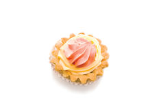 Buitensporige cake Royalty-vrije Stock Foto's