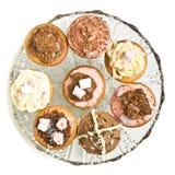 Buitensporige Cakes Royalty-vrije Stock Fotografie
