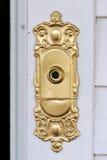 Buitensporige deurbel Royalty-vrije Stock Afbeeldingen