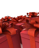 Buitensporige doos (grootte XXL) Royalty-vrije Stock Foto's
