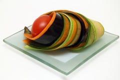 Buitensporige fruit en groenten Stock Fotografie