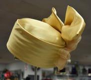 Buitensporige hoed voor derbydag Stock Afbeelding