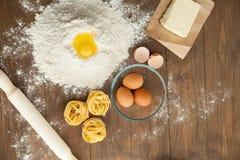 Buitensporige keukencultuur Stock Foto