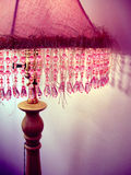 Buitensporige Lamp Stock Afbeelding