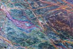 Buitensporige marmeren textuur Stock Fotografie