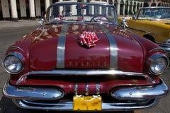 Buitensporige Oude Auto Royalty-vrije Stock Foto